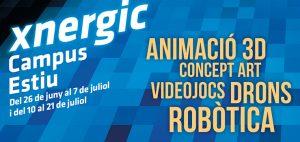 Campus d'Estiu a Mataró 2017 @ Tecnocampus | Mataró | Espanya