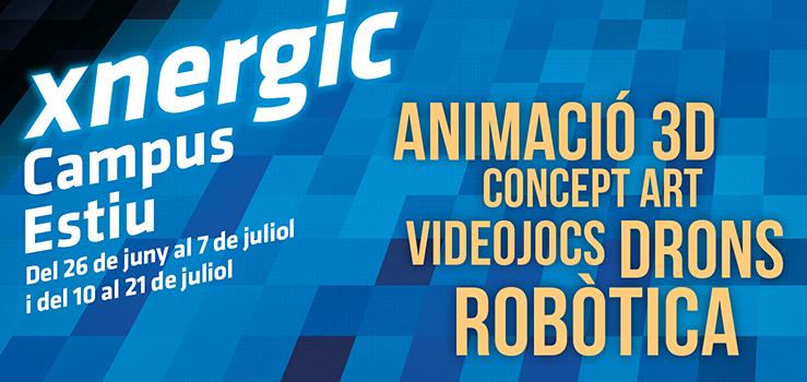 Campus d'Estiu a Mataró 2017