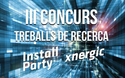 III CONCURS DE PROJECTES ESCOLARS DE LA INSTALL PARTY